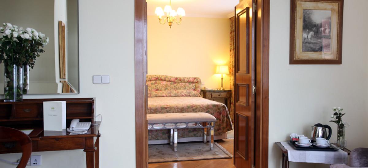Rusticae Madrid Hotel Quinta de los Cedros rural Habitación