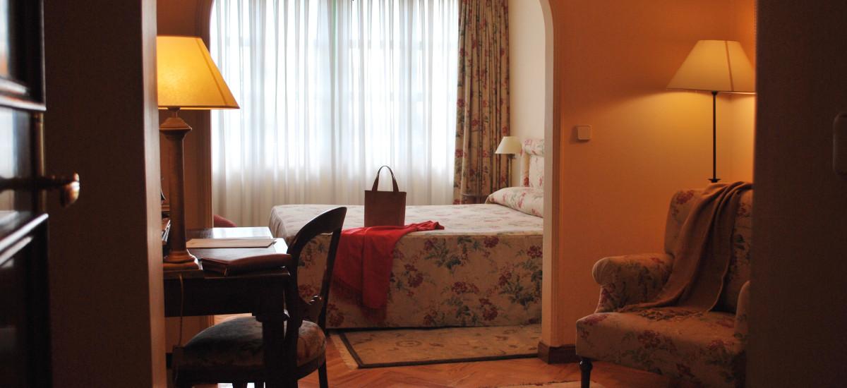 Rusticae Madrid Hotel Quinta de los Cedros gastronomic bedroom