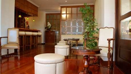 Rusticae Madrid Hotel Quinta de los Cedros rural Cafetería