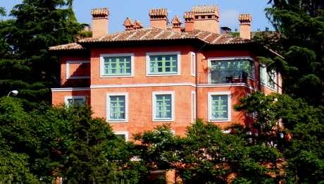 Rusticae Madrid Hotel Quinta de los Cedros rural Exterior