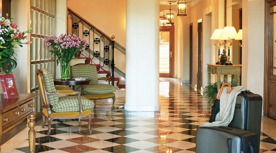 Rusticae Madrid Hotel Quinta de los Cedros rural Recibidor