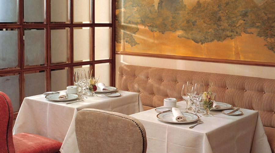 Rusticae Madrid Hotel Quinta de los Cedros gastronómico Comedor