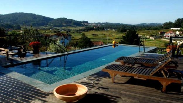 Hoteles Rusticae, Hoteles con piscina, hoteles con vista