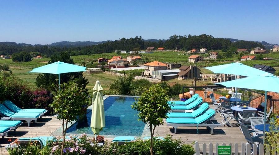 Rusticae Pontevedra Hotel Quinta Amaro con encanto