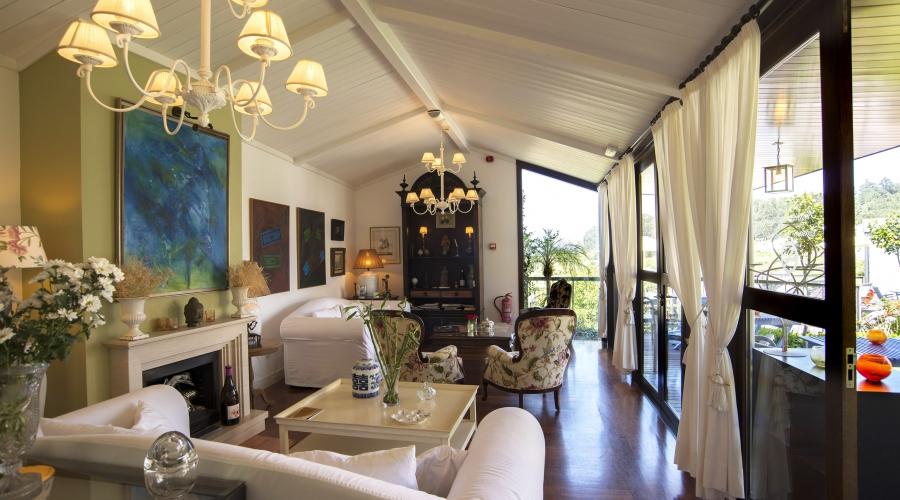 Rusticae Pontevedra Hotel Quinta de San Amaro con encanto