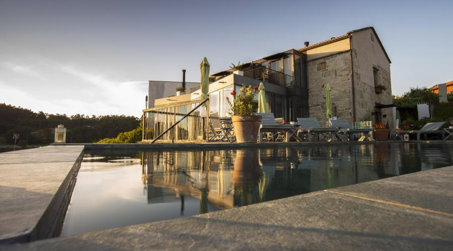 Rusticae Pontevedra Hotel Quinta Amaro para eventos