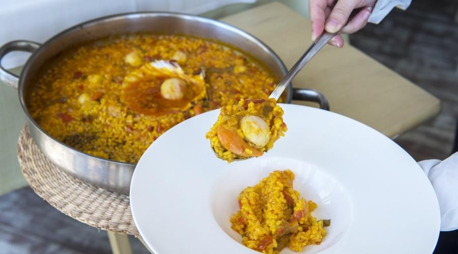 Rusticae Pontevedra Hotel Quinta Amaro gastronómico