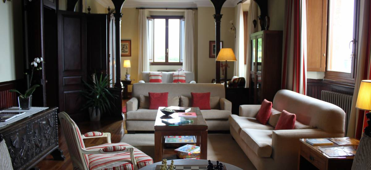 Rusticae Asturias Hotel Quinta de Villanueva with gardens