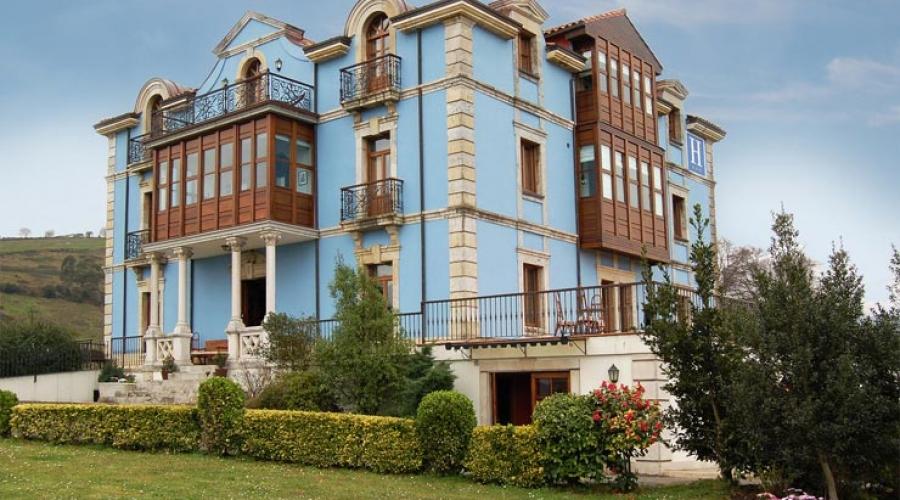 Hoteles Rusticae, Hoteles en la naturaleza, Hoteles adaptados