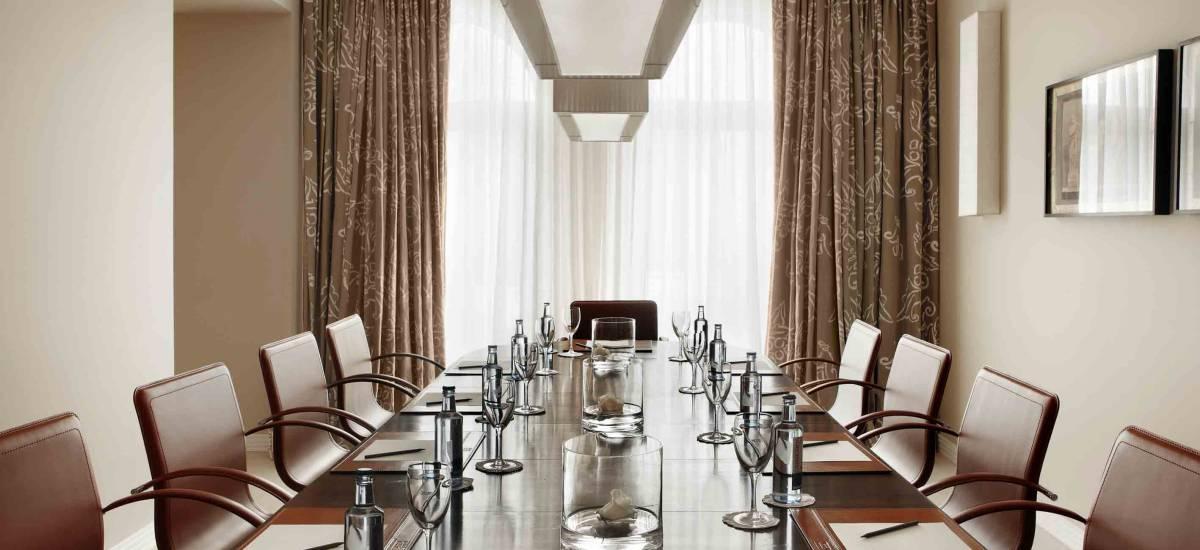 Rusticae Salamanca Hotel Rector con encanto Sala reuniones