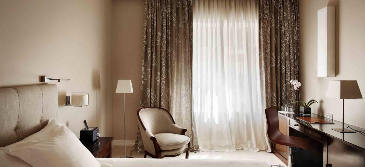 Rusticae Salamanca charming Hotel Rector bedroom
