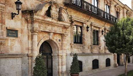 Rusticae Salamanca charming Hotel Rector outside