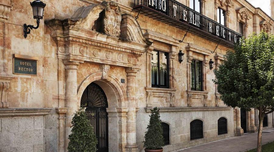 Rusticae Salamanca Hotel Rector con encanto Exterior