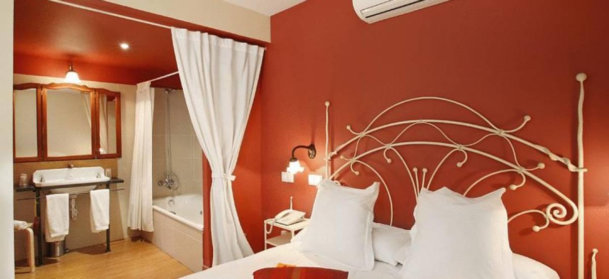 Rusticae Madrid Hotel Rincón de Traspalacio rural habitacion