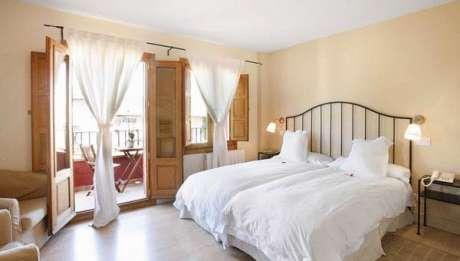 Rusticae Madrid Hotel Rincón de Traspalacio rural Habitación