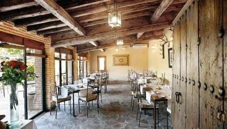 Rusticae Madrid Hotel Rincón de Traspalacio con encanto Comedor