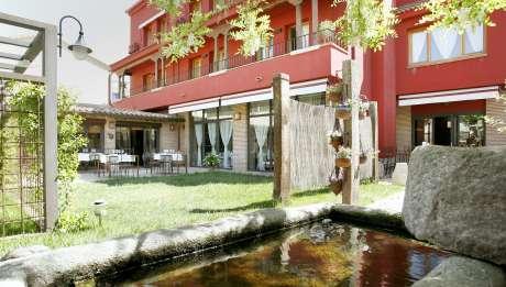 Hotel Rincón de Traspalacio