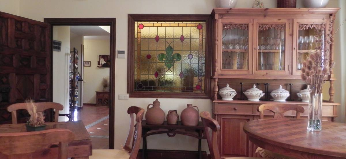 Rusticae Ávila Hotel con encanto  Salón