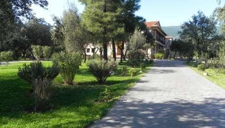 Rusticae Ávila Hotel con encanto Jardín
