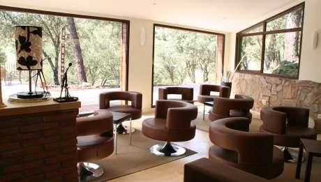 Rusticae Ávila Hotel con encanto  Recepción