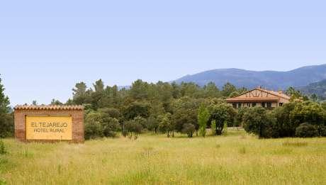Rusticae Ávila Hotel Rural El Tejarejo alrededores