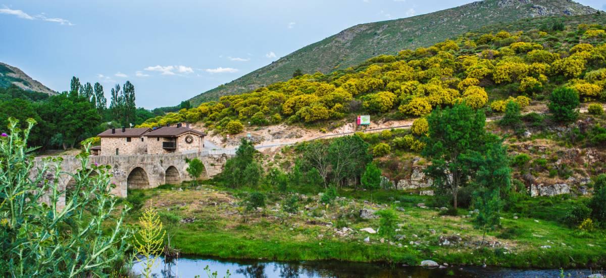 Rusticae Avila Hotel Rural Gredos Maria Justina alrededores