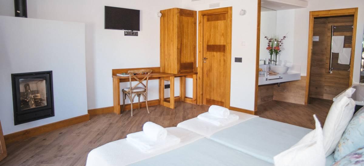 Rusticae Avila Hotel Rural Gredos Maria Justina habitacion