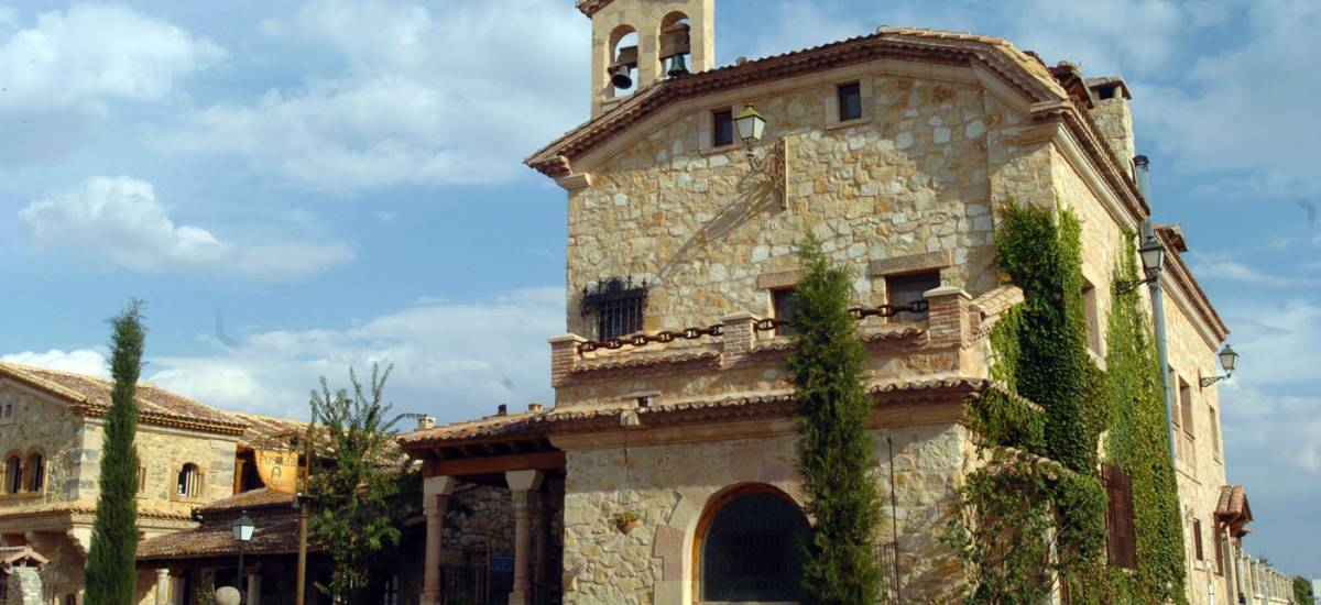 Hotel Hoces del Duratón Rusticae fachada