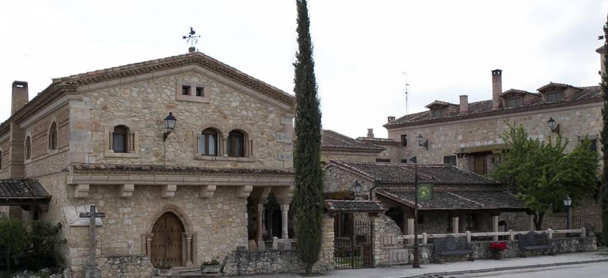 Hotel Hoces del Duratón Rusticae exterior