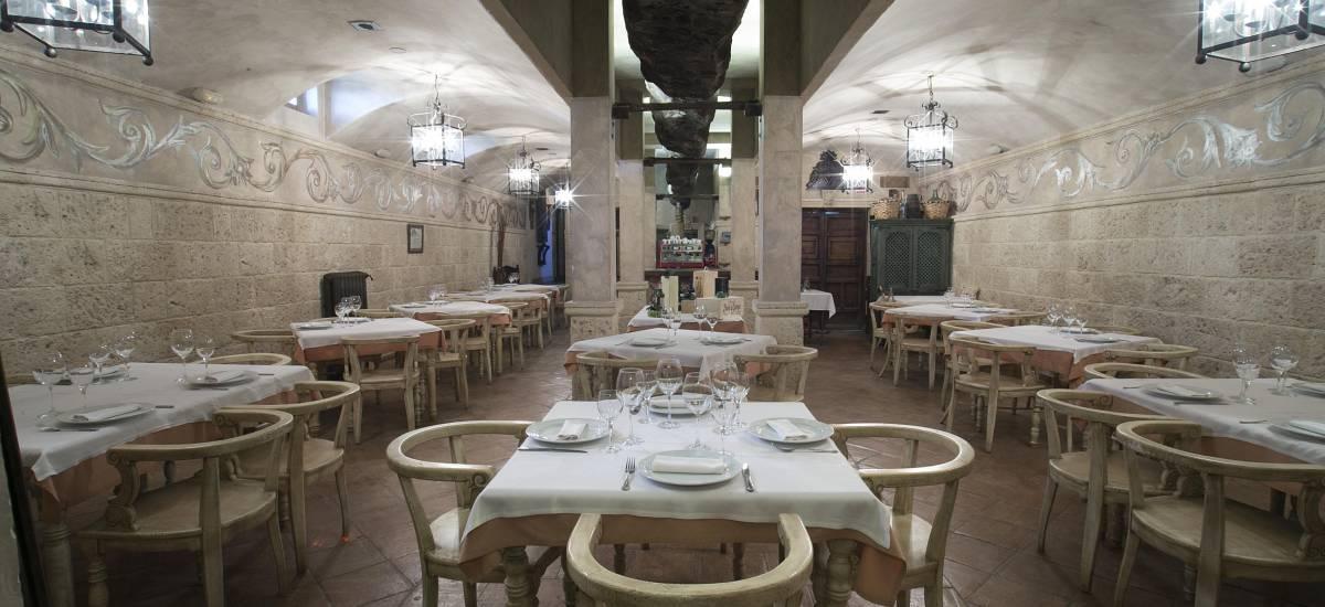 Rusticae Segovia Hotel Hoces Duraton romantico Comedor