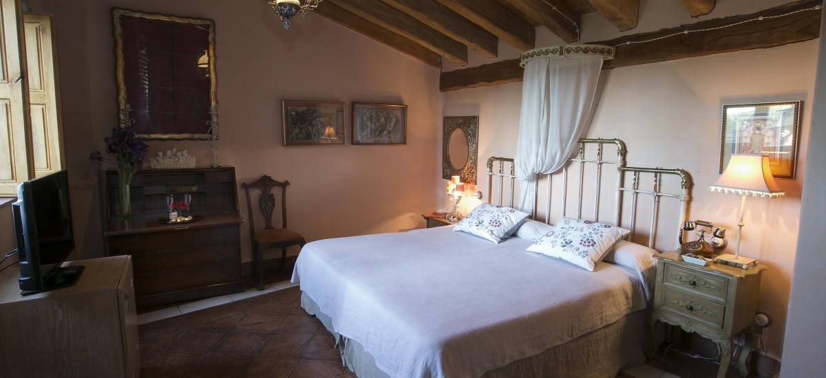 Rusticae Segovia Hotel Hoces Duraton romantico