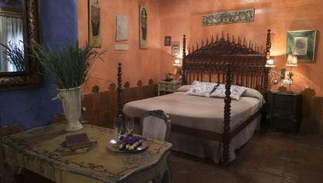 Rusticae Segovia Hotel Hoces Duraton romantico Habitación
