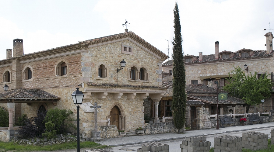 Rusticae Segovia Hotel Hoces Duraton romantico Exterior