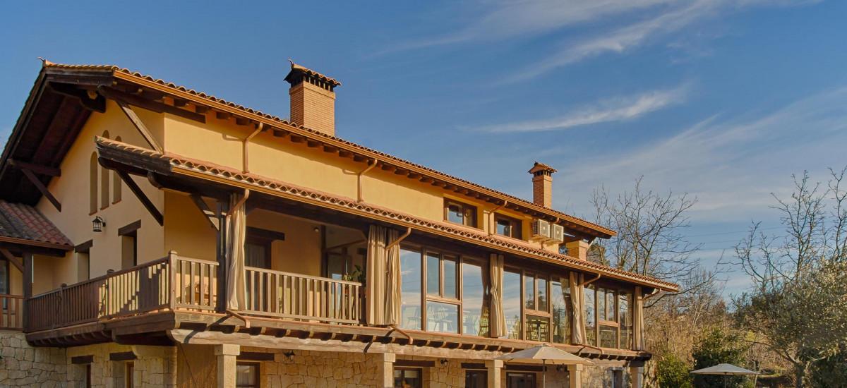 Rural House for Full Rental Sabina in Avila Garden