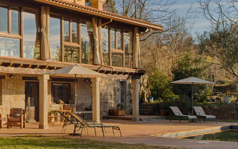 Sabina Hotel Rural Ávila Arenas de San Pedro