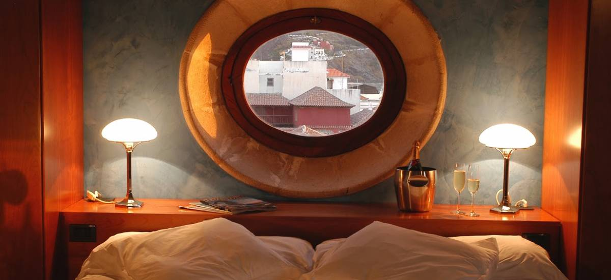 Rusticae Tenerife charming Hotel San Roque bedroom