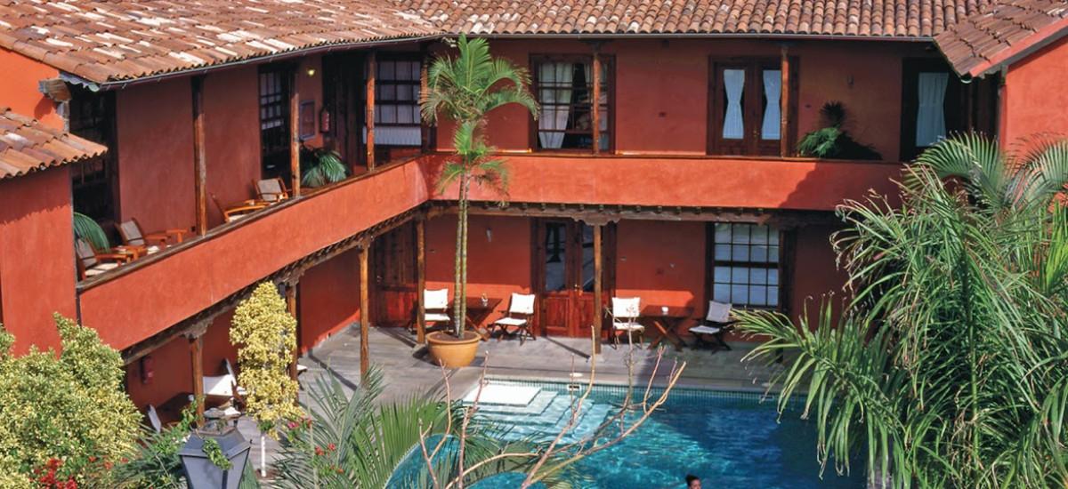 Rusticae Tenerife charming Hotel San Roque swimming pool