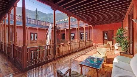 Rusticae Tenerife Hotel San Roque con encanto Zona común