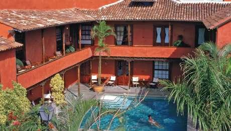 Rusticae Tenerife Hotel San Roque con encanto Piscina