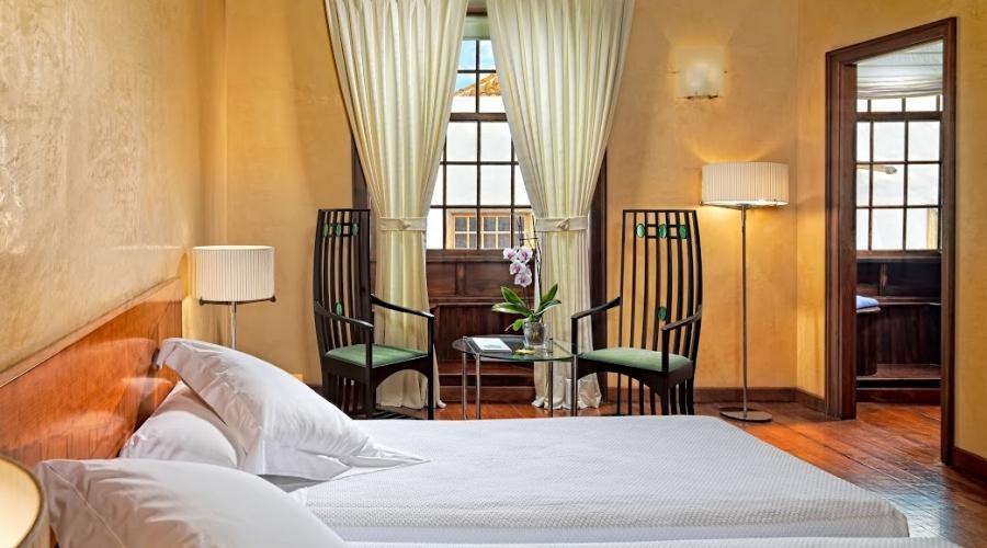 Rusticae Tenerife Hotel San Roque con encanto Habitación
