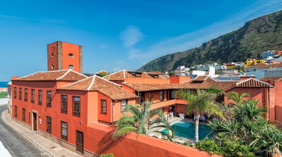 Rusticae TenerifeHotel San Roque con encanto Exterior