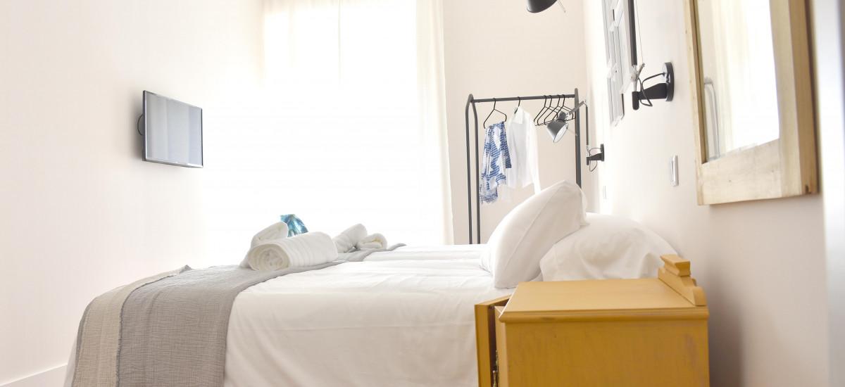 SANMARTINA HOTEL Becerril de Campos habitacion 5