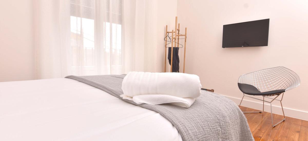 SANMARTINA HOTEL Becerril de Campos habitacion 3