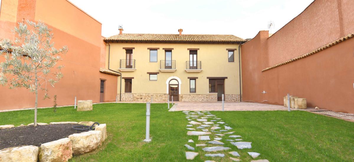Casa Rural de Alquiler Completo Sanmartina Jardin