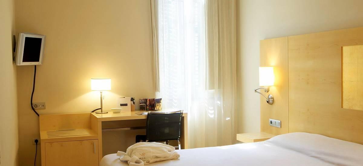 Rusticae Lleida charming Hotel Sant Roc bedroom