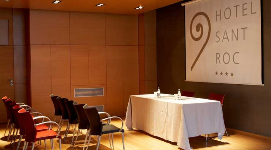 Rusticae Lleida Hotel con encanto Sala de reuniones