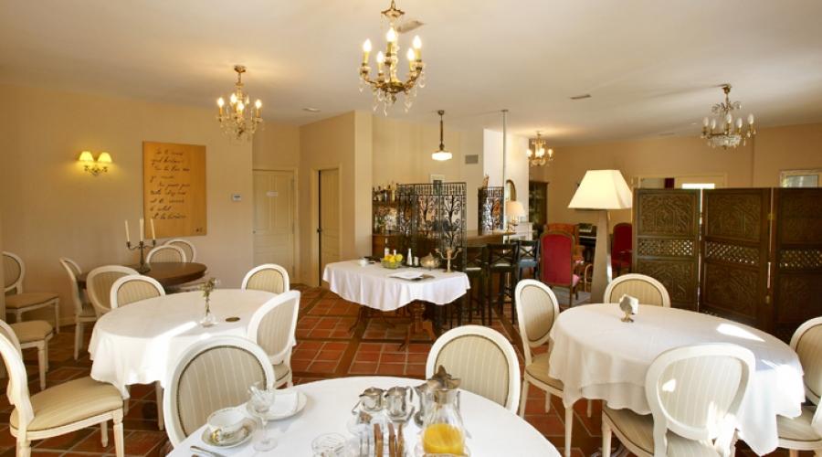 Rusticae Burgos Hotel con encanto Comedor