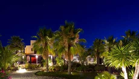 Rusticae Ibiza Hotel con encanto Jardín