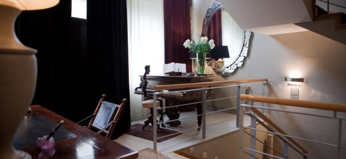Rusticae Guadalajara charming HotelSpa Cardamomo bedroom