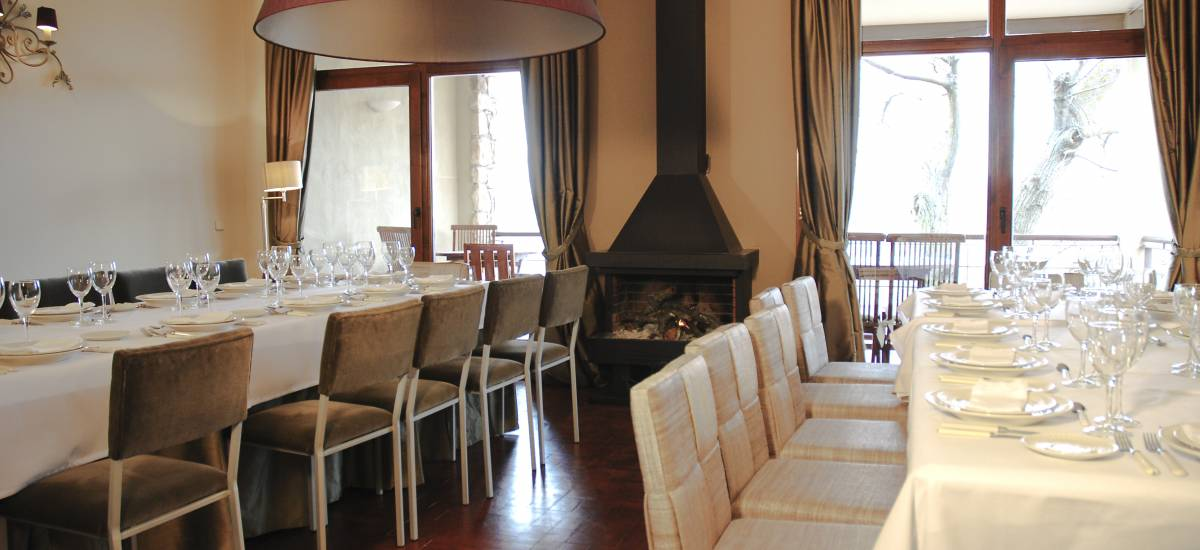 Rusticae Guadalajara charming HotelSpa Cardamomo dining room